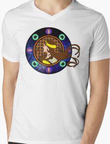 Geneva Nouveau Mens V-Neck T-Shirt