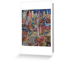 Rise of Civilization Greeting Card
