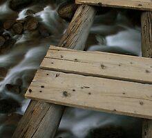 water under the bridge  by lexdenn