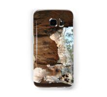 Sandstone Caves NSW AUSTRALIA Samsung Galaxy Case/Skin