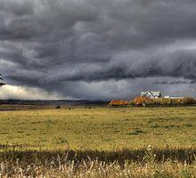 Prairie Autumn by PrairieRose