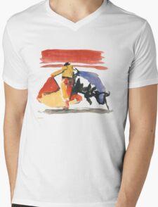 Torro & Torrero Mens V-Neck T-Shirt