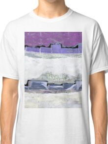 Winter Fortress -Available As Art Prints-Mugs,Cases,Duvets,T Shirts,Stickers,etc Classic T-Shirt