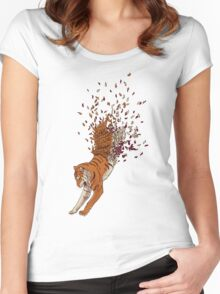 Gone with the wind Women's Fitted Scoop T-Shirt