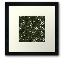 Eames Era Dots 27 Framed Print
