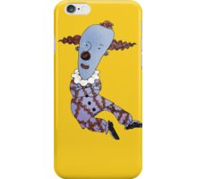 Levitating Clown iPhone Case/Skin