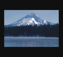 Mt Hood tshirt by Katherine Meyer