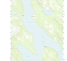 Maine USGS Historical Map Caribou Lake North 20110831 TM by wetdryvac