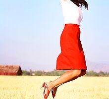 Jump For Fashion by Ellen Einkauf