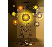 Tribute to Copernicus Photographic Print