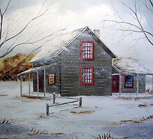 Cozy Hideaway by weborglodge