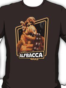 Alfbacca: Cat Wars T-Shirt