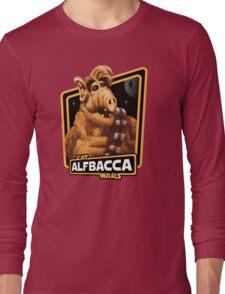 Alfbacca: Cat Wars Long Sleeve T-Shirt