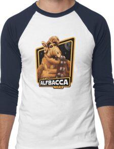 Alfbacca: Cat Wars Men's Baseball ¾ T-Shirt