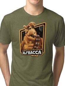 Alfbacca: Cat Wars Tri-blend T-Shirt