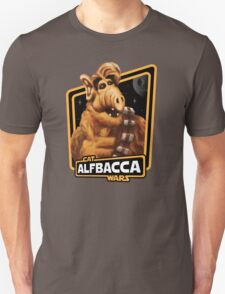 Alfbacca: Cat Wars Unisex T-Shirt