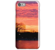 Monumental Sunset iPhone Case/Skin