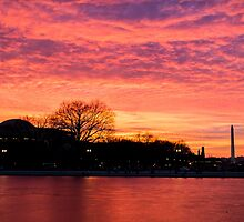 Monumental Sunset by Jay-J