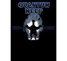 Quantum Meep Photographic Print