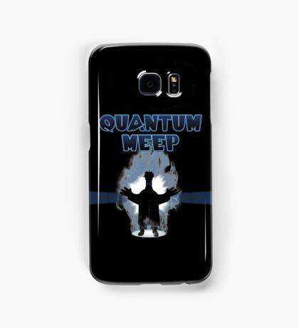 Quantum Meep Samsung Galaxy Case/Skin