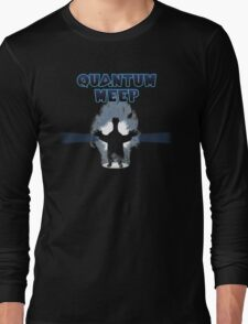 Quantum Meep Long Sleeve T-Shirt