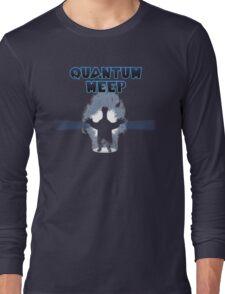 Quantum Meep Long Sleeve T-Shirt