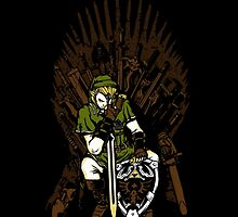 The Legend of Thrones by luterocleric