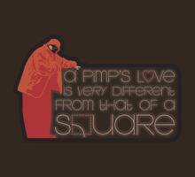 Pimp Love by David Benton