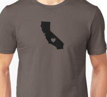 California <3 Unisex T-Shirt
