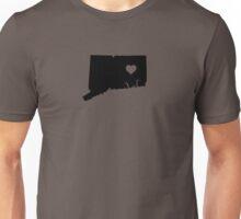 Connecticut <3 Unisex T-Shirt