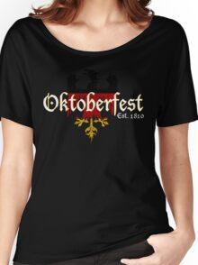 Oktoberfest Established 1810 Women's Relaxed Fit T-Shirt