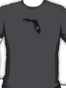 Florida <3 T-Shirt