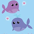 Whale you please be mine? by ZantheClothing