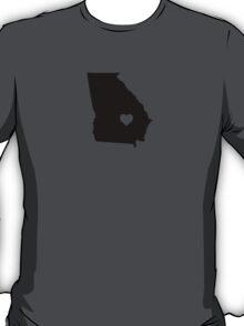 Georgia <3 T-Shirt