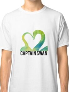 Hook and Swan Classic T-Shirt