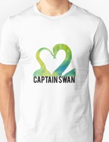 Hook and Swan Unisex T-Shirt