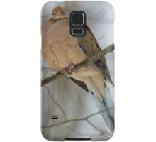 Mourning Dove Samsung Galaxy Case/Skin
