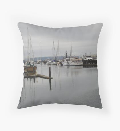 Everett Marina Throw Pillow