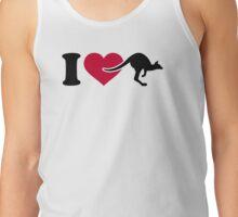 I love Kangaroos Tank Top