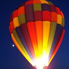 Hot Air Balloon by Dorthy Ottaway