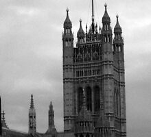 Westminster Abbey by Megan Martin