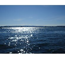 The Puget Sound Photographic Print