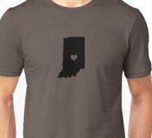 Indiana <3 Unisex T-Shirt