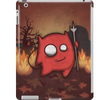Cute silly monster iPad Case/Skin