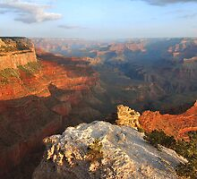 Grand Canyon, Early Morning by Stephen Vecchiotti