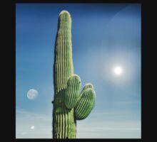 Cactus - tee by George Lenz