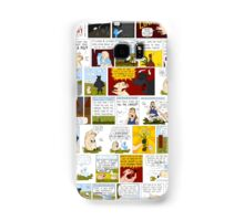 My Best Friend's A Ghost-Duck Comic Strip Collage Samsung Galaxy Case/Skin