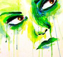 Bleeding by ErikaGlassArt