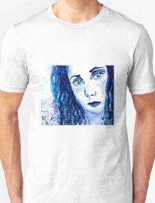 Just Blue Unisex T-Shirt