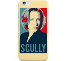 dana scully iPhone Case/Skin